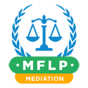 Mediation family law professional logo